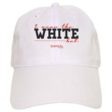 I Wear the White Hat Cap