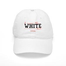 I Wear the White Hat Baseball Cap