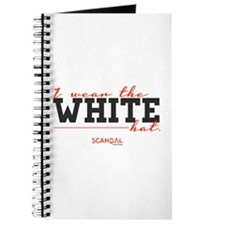 I Wear the White Hat Journal
