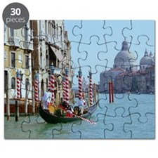 The Grande Canal in Italy Venice Puzzle