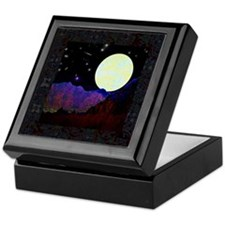 Valley of the Moon Keepsake Box