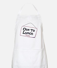Out to Lunch BBQ Apron