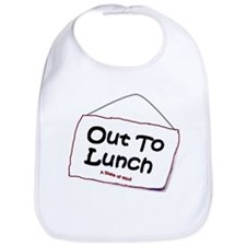 Out to Lunch Bib