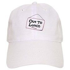 Out to Lunch Baseball Cap