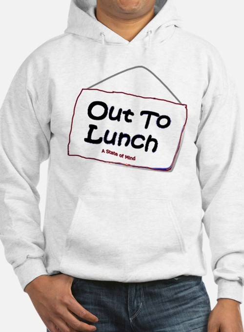 Out to Lunch Hoodie