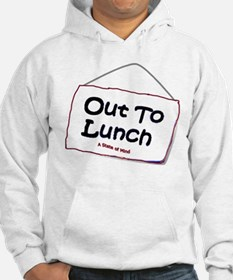 Out to Lunch Jumper Hoody