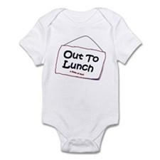 Out to Lunch Infant Bodysuit