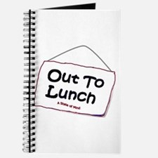 Out to Lunch Journal