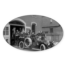 Packard Fire Squad Decal