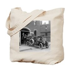 Packard Fire Squad Tote Bag
