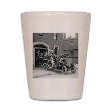 Packard Fire Squad Shot Glass