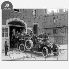 Packard Fire Squad Puzzle