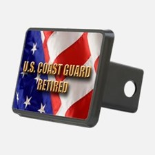 usa uscg ret Hitch Cover