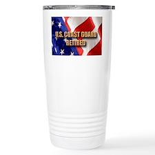 usa uscg ret Travel Mug