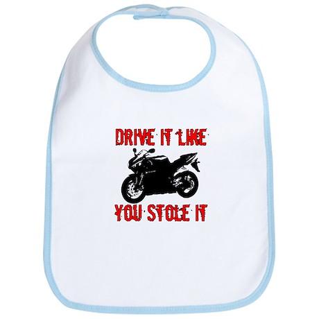 Drive it like you Stole it Bib