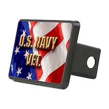 usa navy vet Hitch Cover