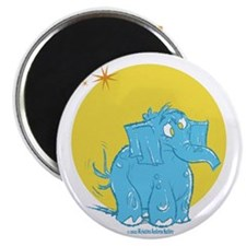 Shelly Elephant Magnet