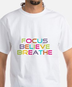 Multi Focus Believe Breathe Shirt