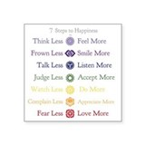 7 chakras Bumper Stickers