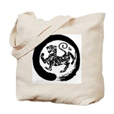Shotokan Tiger Tote Bag