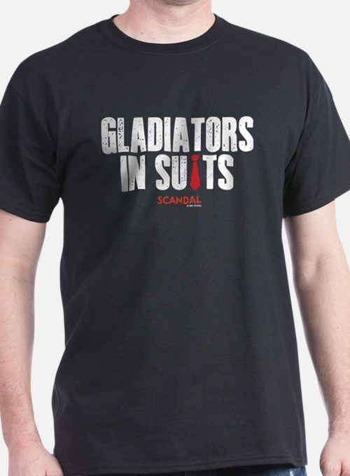 Gladiators in Suits T-Shirt