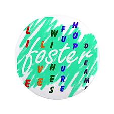 "foster.... 3.5"" Button"