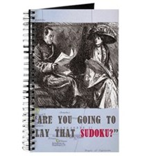 Are You Going to Play That Sudoku? Journal
