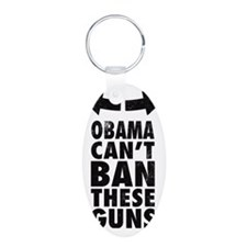 Obama Cant Ban These Guns Keychains