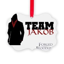 Team Jakob Ornament