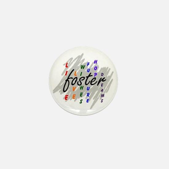foster... Mini Button