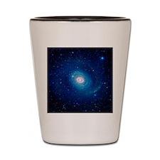 Spiral Galaxy Shot Glass