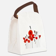 BeachTowel2 Canvas Lunch Bag