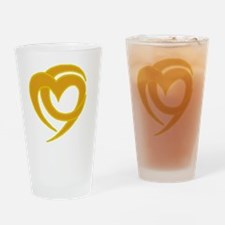 Campus Ministry Logo Drinking Glass