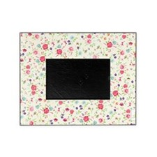 tiny floral dainty Picture Frame