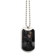 The Time Runs Off Dog Tags