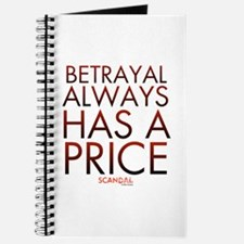 Betrayal Always Has a Price Journal