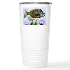 Crappie Travel Mug