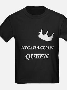 Nicaraguan Queen T