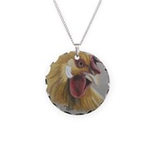Rooster3 Necklace