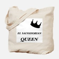 El Salvadorian Queen Tote Bag