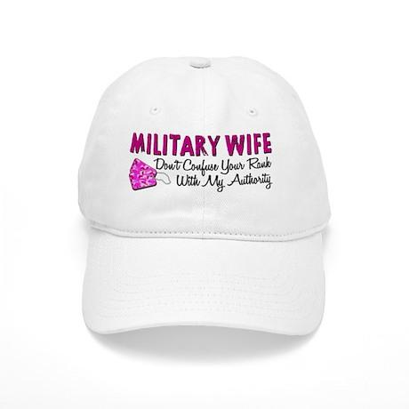 Military Wife Cap