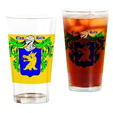 Stadium Blanket Drinking Glass
