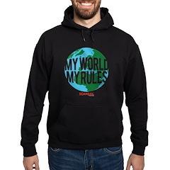 My World My Rules Hoodie