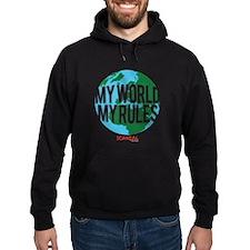 My World My Rules Hoodie (dark)