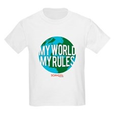 My World My Rules T-Shirt