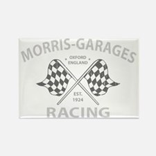 MG Morris Garages Rectangle Magnet