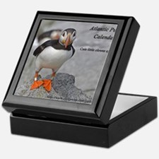 calendar    dec   cover Keepsake Box