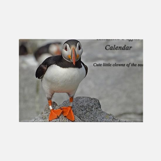 calendar    dec   cover Rectangle Magnet