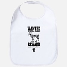 Wanted - The Goat Bib