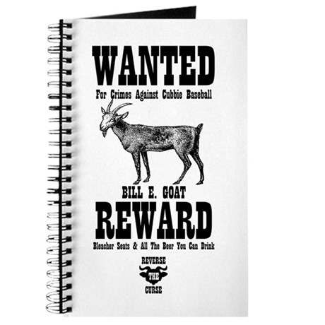 Wanted - The Goat Journal